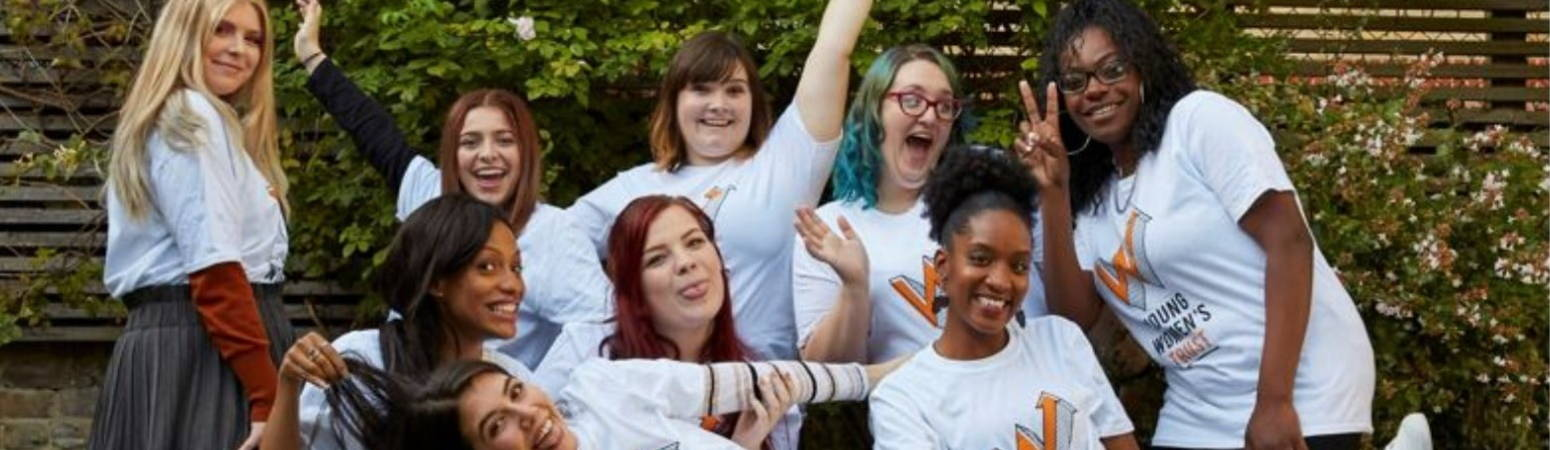 Partnering with Young women's trust